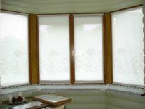 Рулонные шторы УНИ 2 на пластиковые окна - фото 3