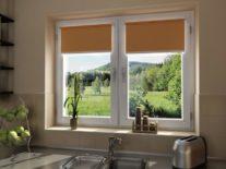 Рулонные шторы УНИ 2 на пластиковые окна - фото 4