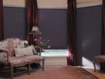 Горизонтальные шторы плиссе - фото 1