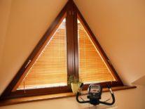 Нестандартные шторы плиссе - фото 5