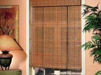 Деревянные жалюзи из бамбука - фото 2