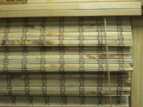 Деревянные жалюзи из бамбука - фото 3