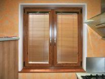 Деревянные жалюзи на окна - фото 5
